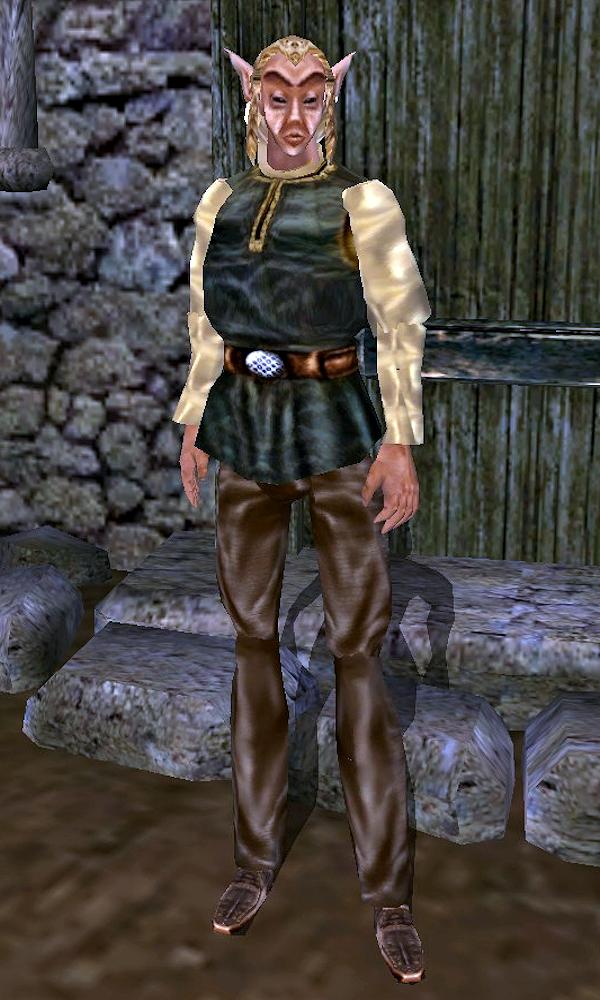 Bosmer Morrowind The Elder Scrolls Wiki