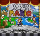 Paper Mario Mafia
