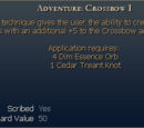 Adventure: Crossbow I