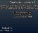 Adventure: Crossbow