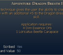 Adventure: Dragon Breath I