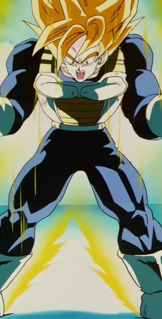 One piece y dragon ball y naruto julio 2015 - San goku super saiyan 5 ...