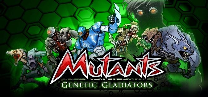 Mutants Genetic Gladiators Wiki Navigation