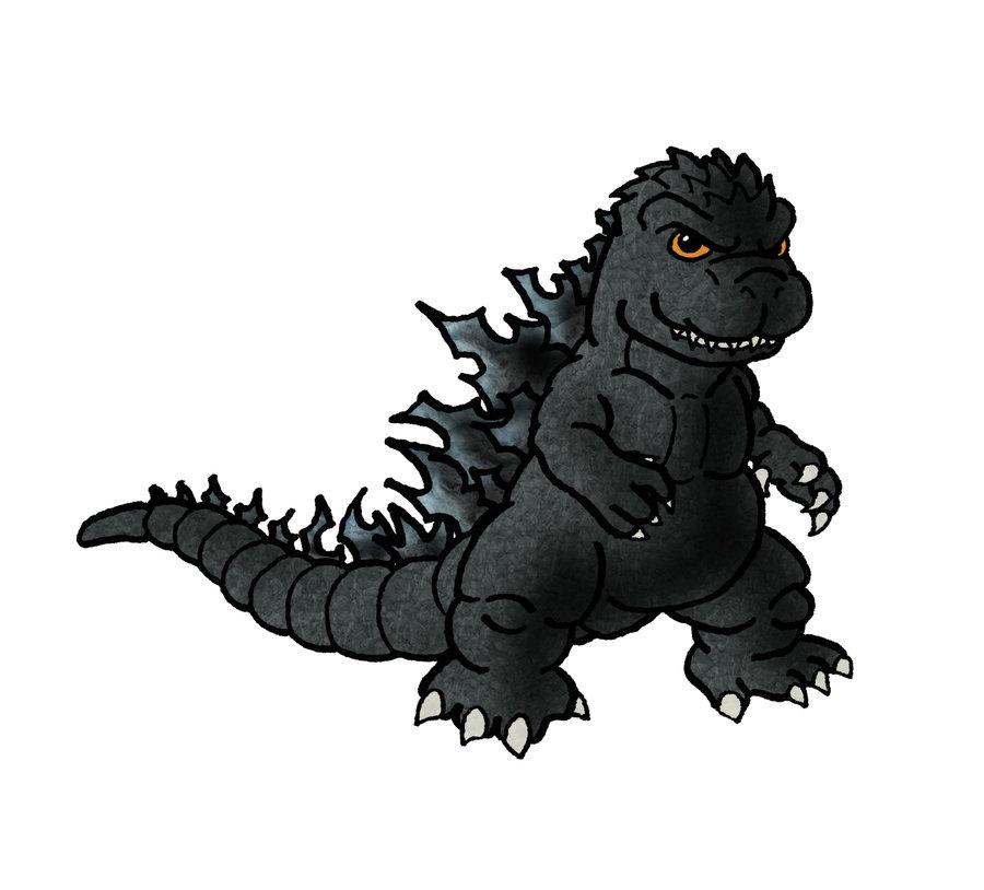 Godzilla By Zappazee