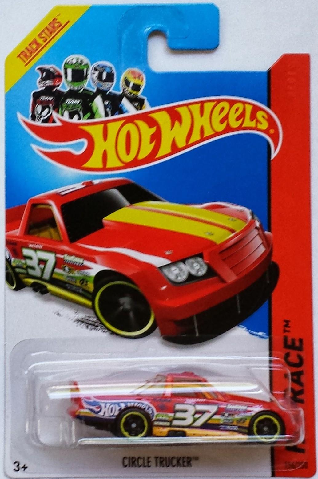 Image - 2014 156 Circle Trucker.jpg - Hot Wheels Wiki