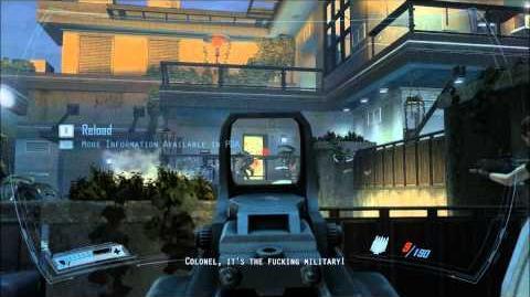 F.E.A.R. 2 Project Origin (PC) Interval 01 Premonition Walkthrough Part 1 - Sanctuary 1080p