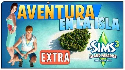 Los Sims 3 Aventura en la Isla EXTRA Decoración