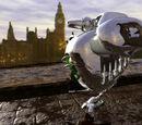 Martian Bombardment Enforcers