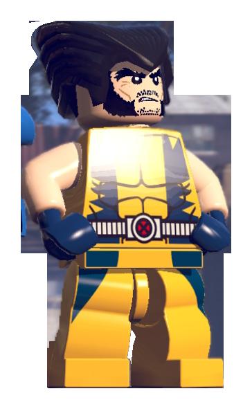 Wolverine Brickipedia The Lego Wiki
