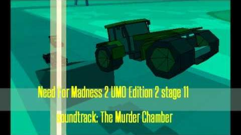 Need for Madness 2 UMO Edition 2 stage 11 Soundtrack