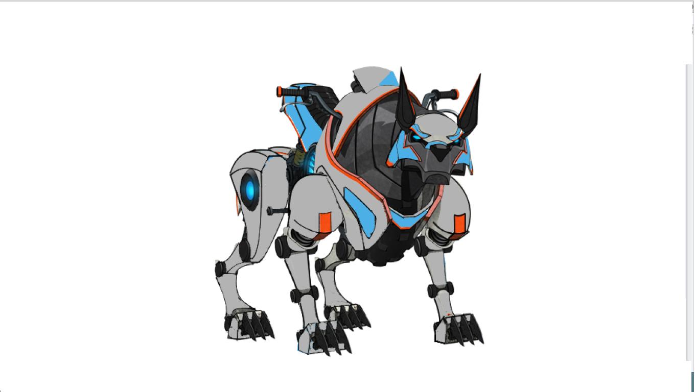 Obraz - Mecha-Beast ST.png – Slugterra Wiki - kompendium ...