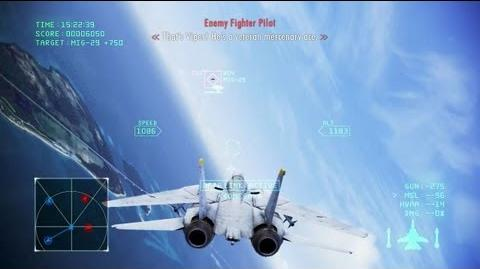 Ace Combat Infinity missions