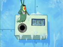 Plankton Turns Up Thermostat.png