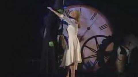 Defying Gravity Tony Awards