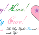 Fairy! Love! Pretty Cure! The Movie: The Big Fight! Fire and Heart Must Make Up!