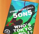 Street Basketball 5 on 5