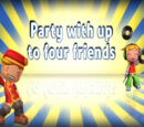 MySims Party (DS) Characters