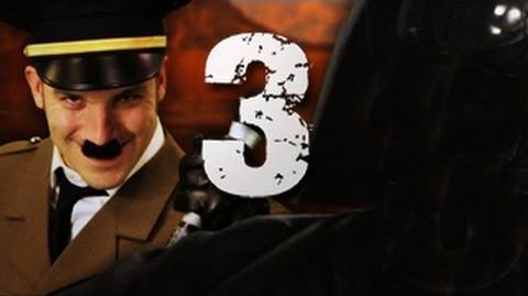 Darth Vader vs Adolf Hitler 3. Epic Rap Battles of History Season 3