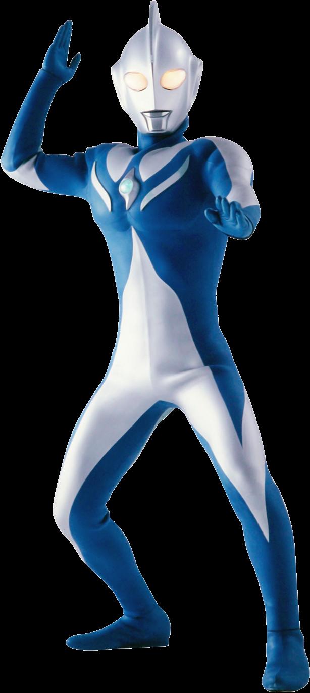 Ultraman Zero New Form Ultraman Cosmos (chara...