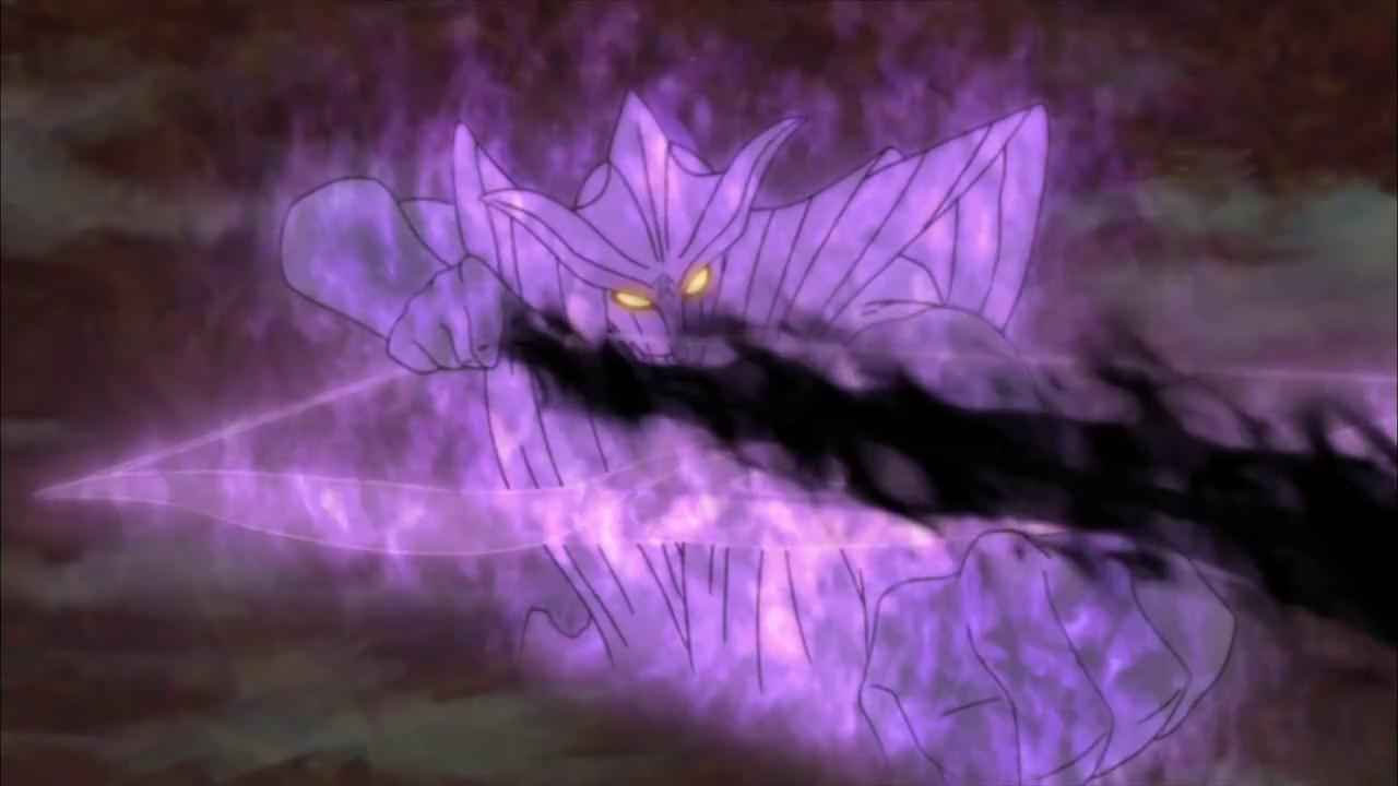How does Pakura scorch release fair against sasuke's amateseru