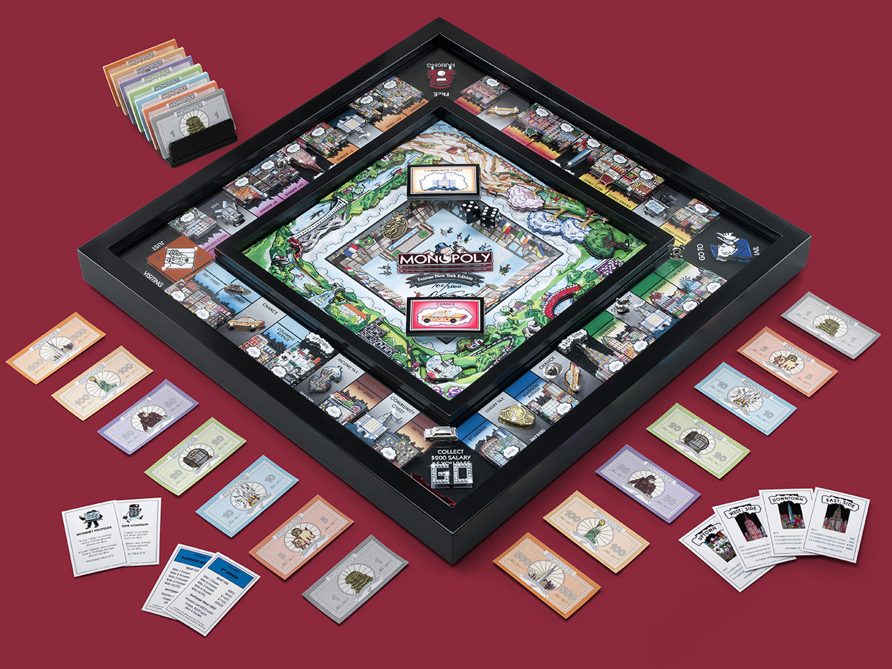 Monopoly Versionen Liste