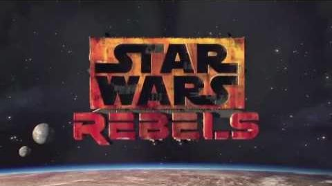 Star Wars Rebels trailers