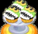 Monstrous Cupcake