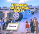 Thomas' Christmas Party