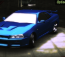 Need for Speed: Underground 2/Tuning/Motorhauben