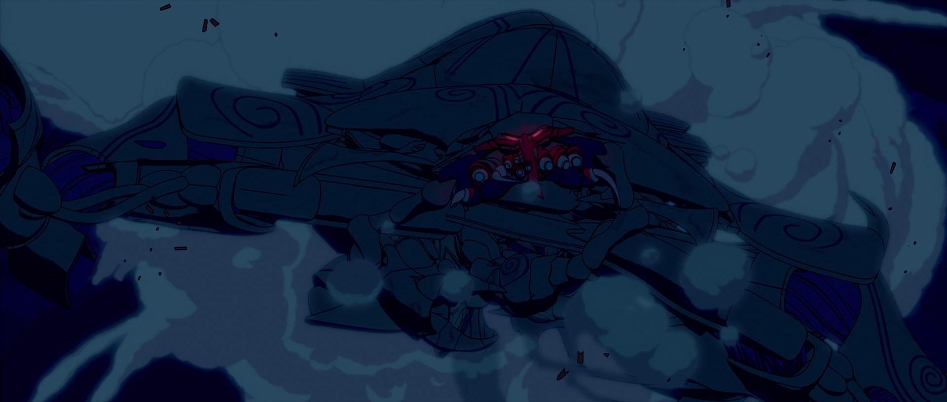 Disneys Atlantis The Villains: Atlantean Leviathan Vs Reaper Destroyer