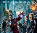 MARVEL COMICS: Marvel Cinematic Universe (The Avengers 1)