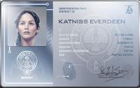 Identificación de Katniss Everdeen
