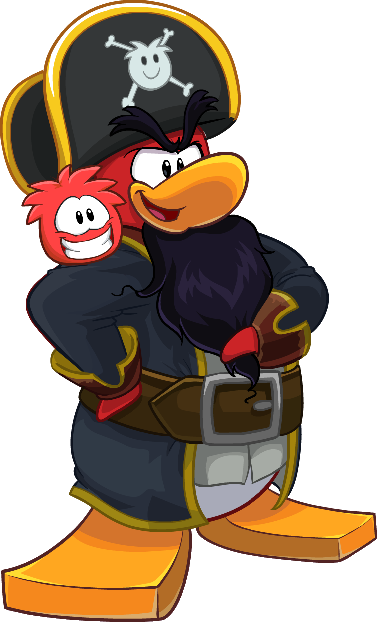 H Club Penguin Rockhopper - Cl...