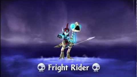 "Meet The Skylanders - Fright Rider ""Fear the Spear!"" Official Trailer"