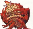 Kung fu frogz/The Man Crab