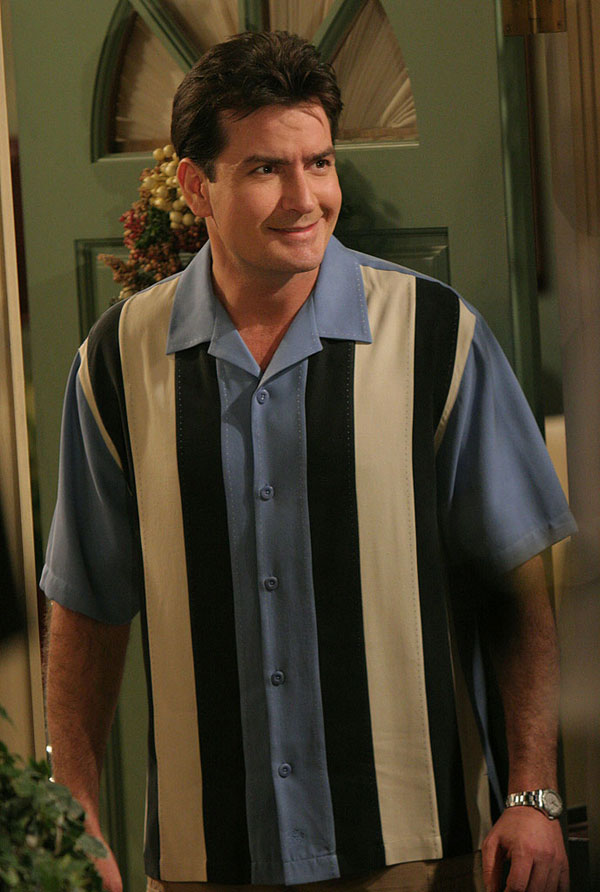 Two And A Half Men Charlie