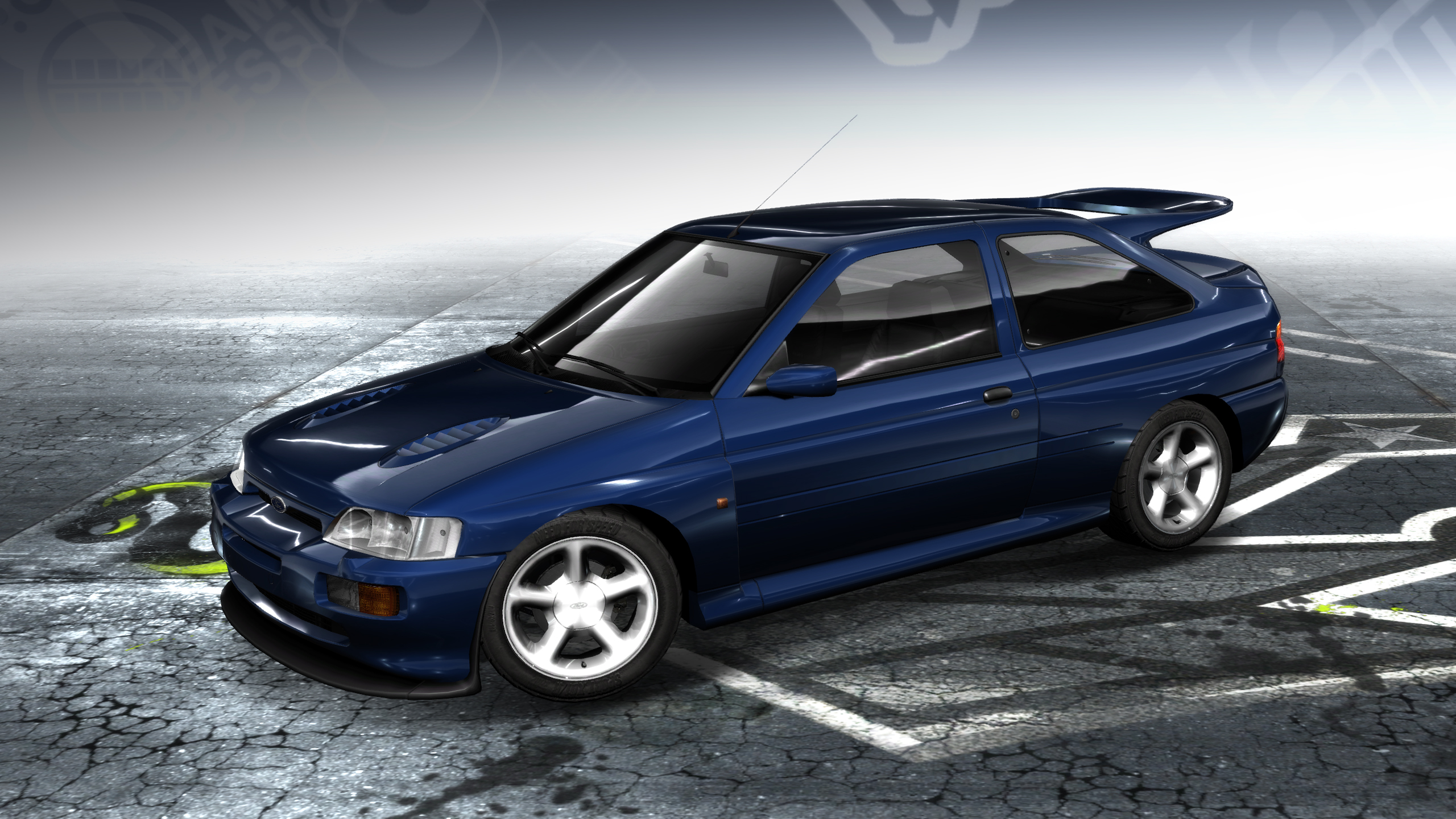 wiki Ford Escort RS Cosworth