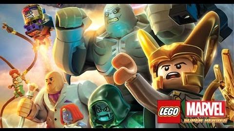 Lego Marvel Super Heroes (HD) Gameplay from HobbyConsolas.com