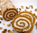 Kelly's Pumpkin Roll
