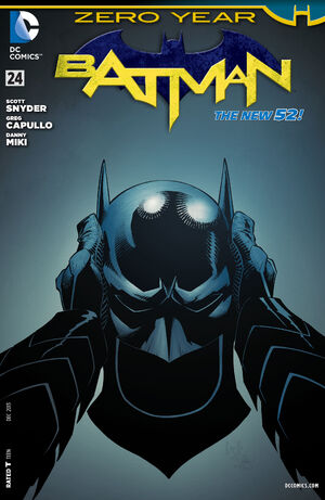 [DC Comics] Batman: discusión general 300px-Batman_Vol_2_24