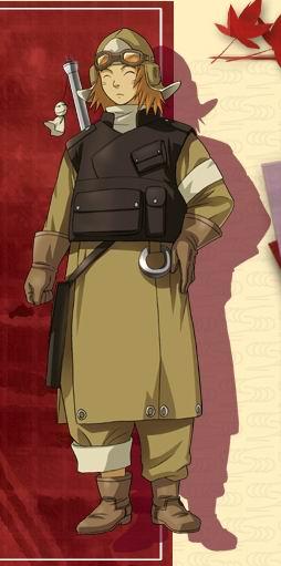 image samurai 7 hayashida heihachi costume ver 01604