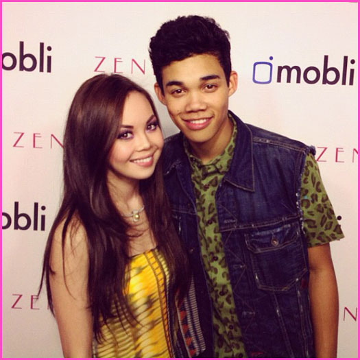 Size of this preview  480   215  480 pixels   Other resolution  240   215  240    Zendaya And Roshon Fegan