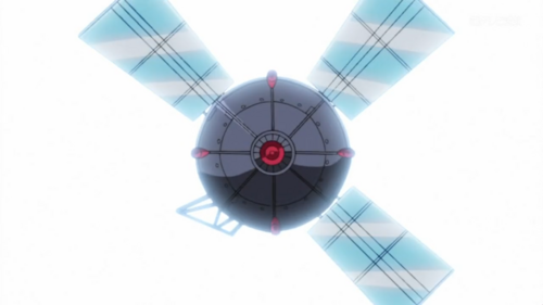 Overlay Satellite