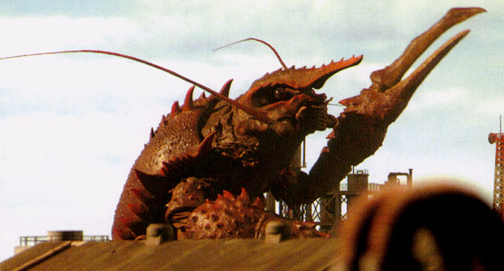 Ebirah | Wikizilla, the Godzilla Resource and Wiki