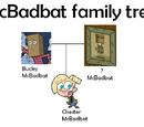 McBadbat family