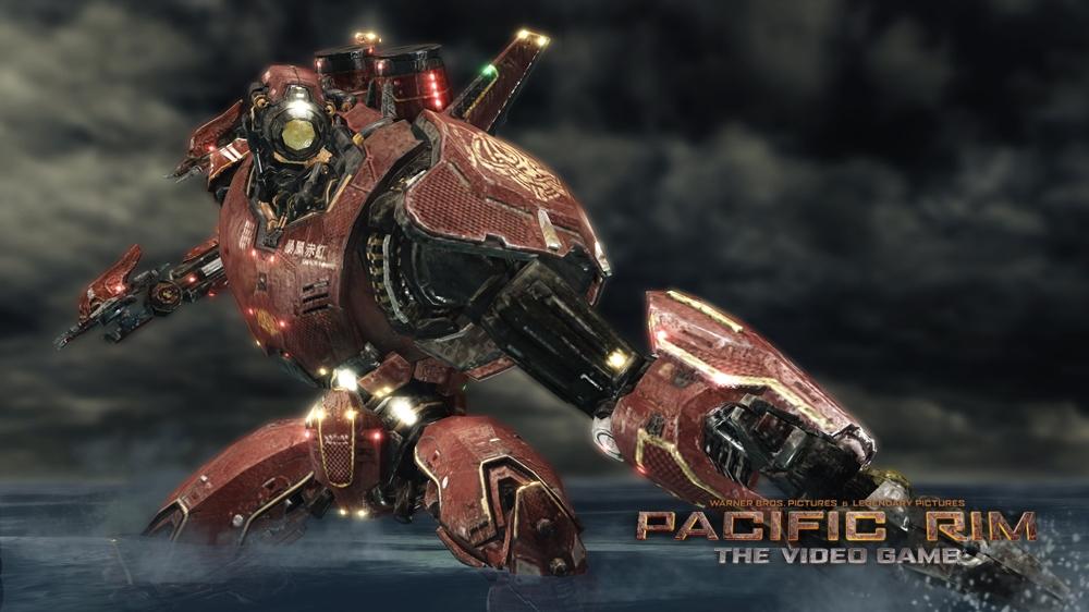 User blog:The Milkman/Pacific Rim: The Video Game Review ... Pacific Rim Crimson Typhoon Art