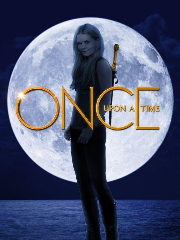 Image - Once Upon a Time Season 3 Poster Emma.jpg - Wiki ...