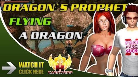 Dragon's Prophet - Flying A Dragon