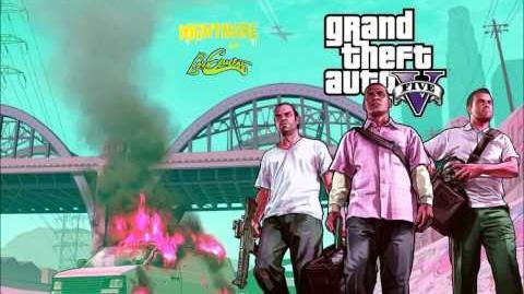 """GTA V Theme Song Remix - """"Nightmare in Los Santos"""""""