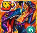 SS Rare Velociraptor